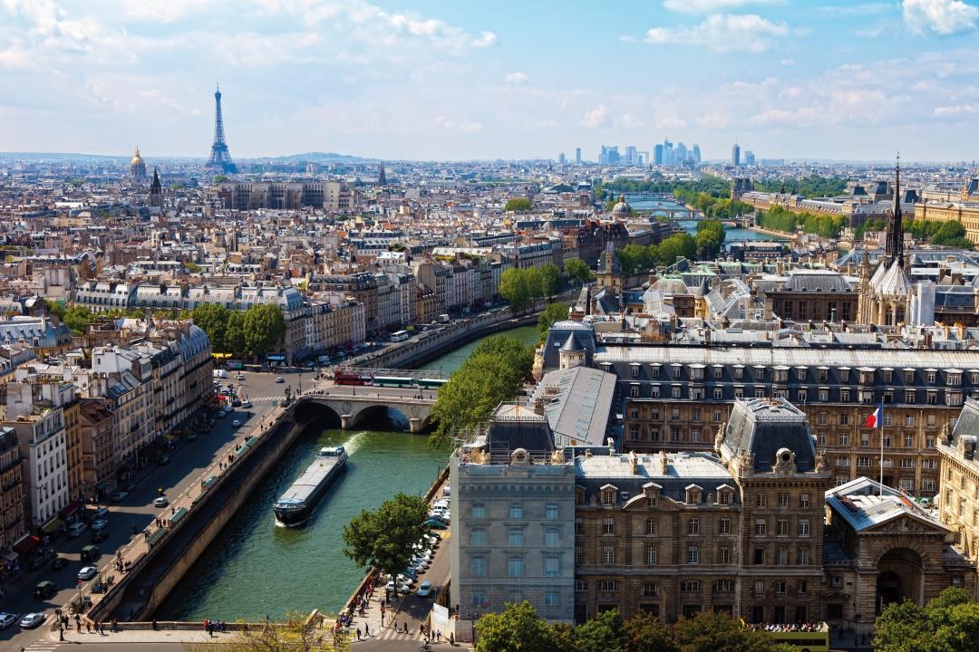 03 Days - Paris